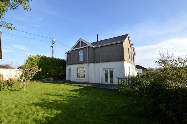 Thumbnail Detached house for sale in Plymstock Road, Plymstock, Plymouth, Devon