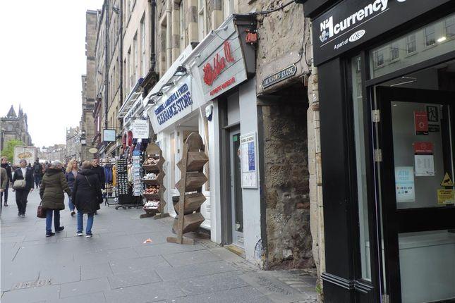 Thumbnail Leisure/hospitality for sale in Restaurant Investment, 209-213 High Street, Edinburgh, City Of Edinburgh