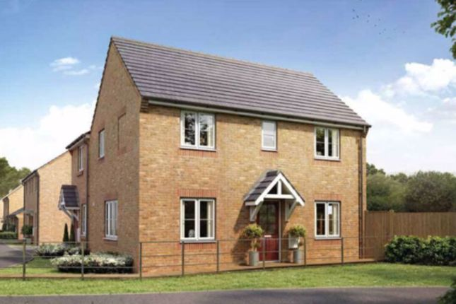 Thumbnail Semi-detached house for sale in The Nottingham @ Abbey Park, Thorney, Peterborough