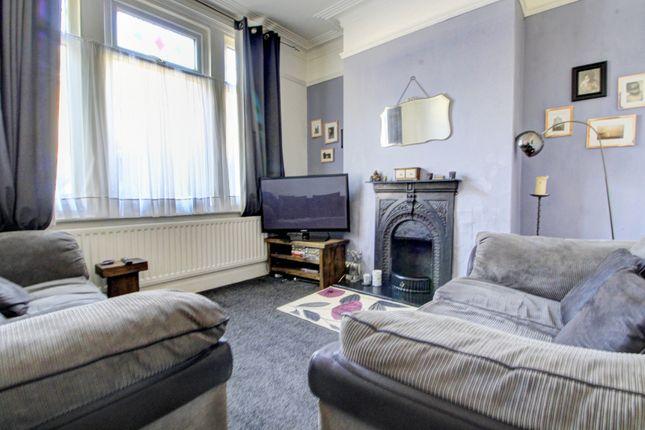 Living Room of Colenso Street, Hartlepool TS26