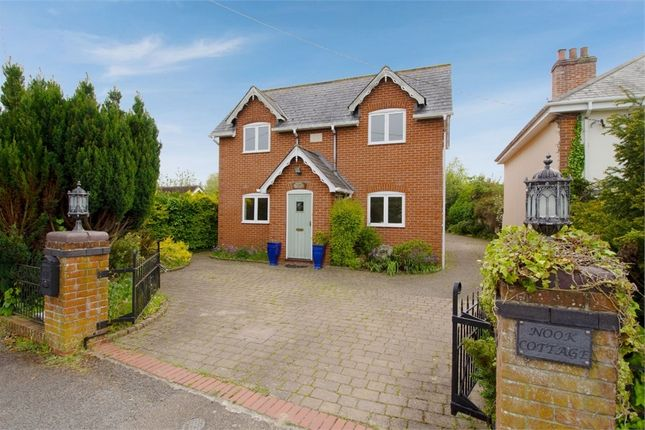 4 bed detached house for sale in White Horse Road, East Bergholt, Colchester, Suffolk CO7