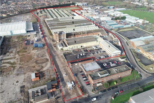 Thumbnail Industrial to let in Standard Business Park, National Avenue, Hull, East Yorkshire