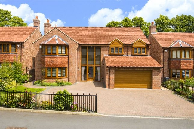 Thumbnail Detached house for sale in Kings Gate, Moorgate, Rotherham, South Yorkshire