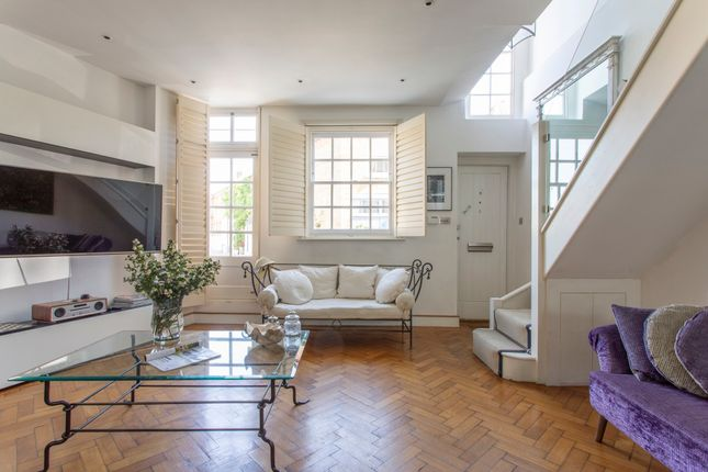 Thumbnail Town house to rent in Kersley Mews, London