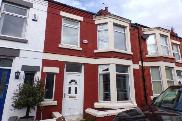 Thumbnail Property to rent in Elmsdale Road, Liverpool