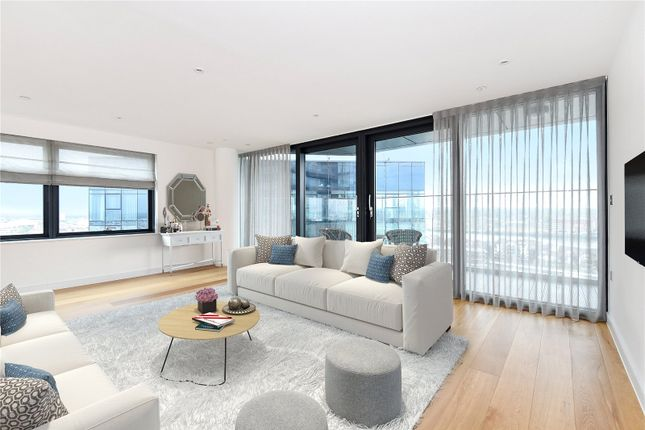 Thumbnail Flat for sale in The Moresby Tower, Admirals Quay, Ocean Way, Southampton