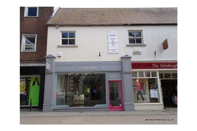 Thumbnail Retail premises to let in 18 South Street, Dorchester