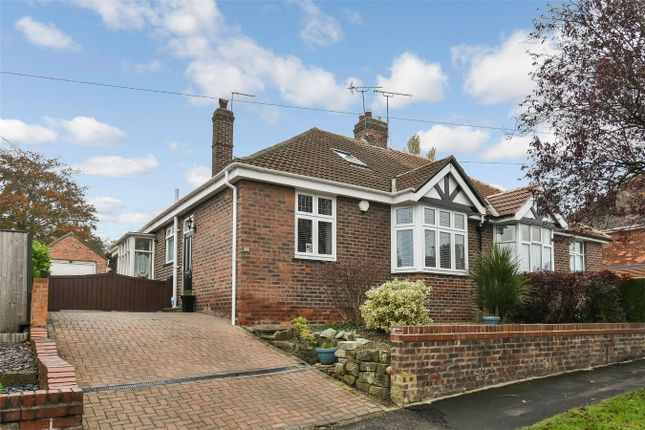 Thumbnail Semi-detached house for sale in Malvern Avenue, Boroughbridge Road, York