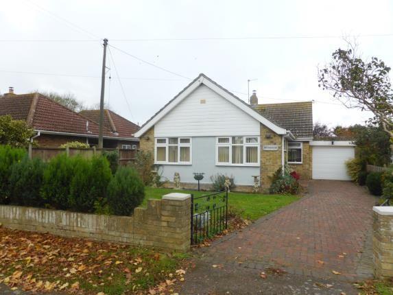 Thumbnail Bungalow for sale in Warren Road, Littlestone, New Romney, Kent