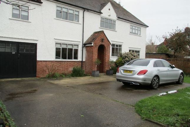 Thumbnail Detached house to rent in Bromham Road, Bedford