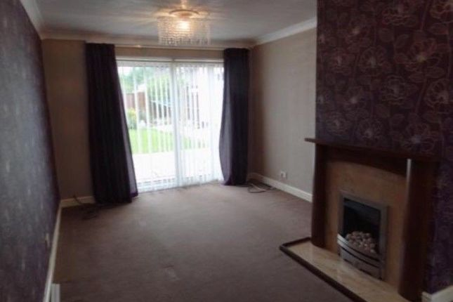Thumbnail Semi-detached house to rent in Bridgecote, Coventry, West Midlands
