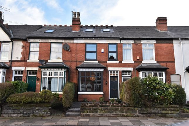5 bed terraced house for sale in Beaumont Road, Bournville, Birmingham
