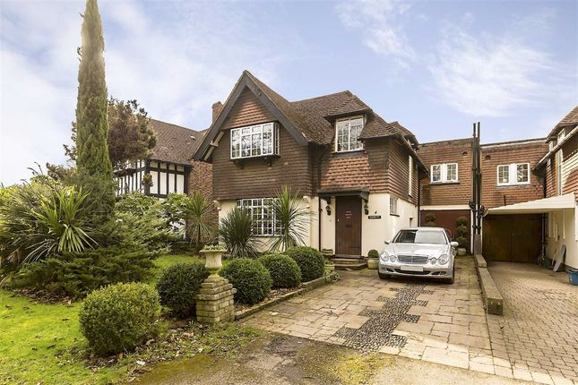 Thumbnail Detached house for sale in Woodfield Close, London