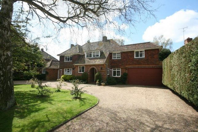 Thumbnail Detached house to rent in West Common Way, Harpenden