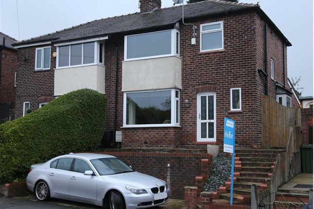 Thumbnail Semi-detached house for sale in Gower Road, Gee Cross, Hyde