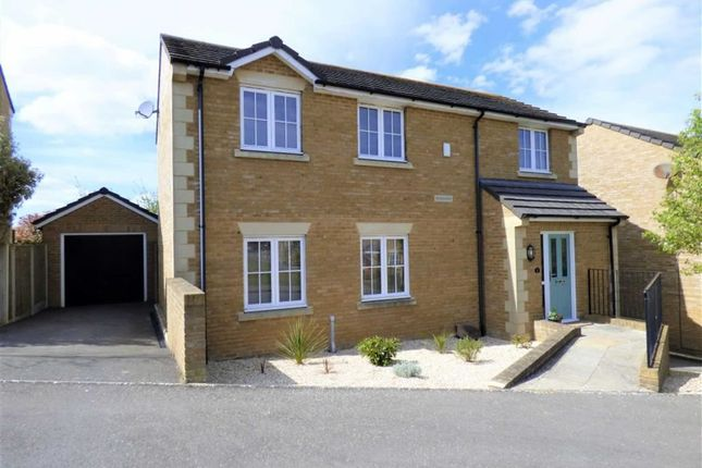 Thumbnail Detached house for sale in Sprague Close, Weymouth