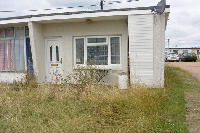 Thumbnail Bungalow for sale in Bishops, Bel Air Chalet Estate, St. Osyth, Clacton-On-Sea