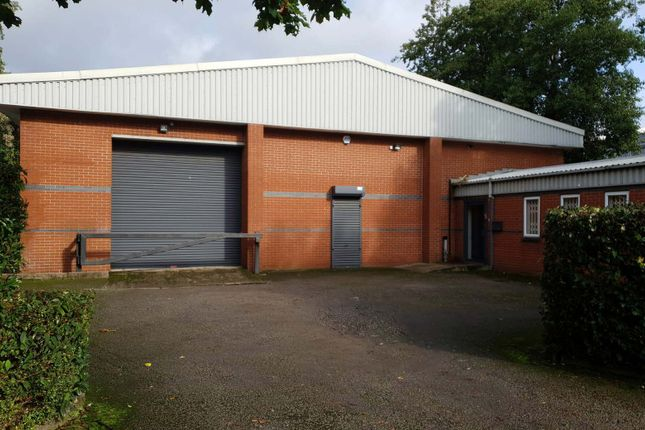 Thumbnail Industrial to let in First Avenue, Trafford Park, Manchester