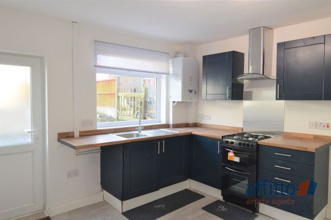 2 bed terraced house to rent in The Cloisters, Wood Street, Earl Shilton, Leicester LE9