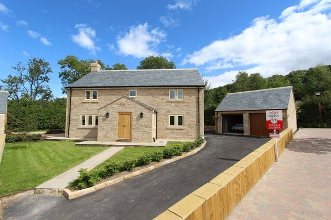 Thumbnail Detached house for sale in Hard Meadow Court, Hard Meadow Lane, Ashover