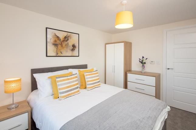 Thumbnail Flat for sale in Rowlandson Way, New Bradwell, Milton Keynes
