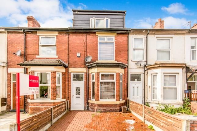Thumbnail Terraced house for sale in Brighton Grove, Hyde, Greater Manchester, United Kingdom