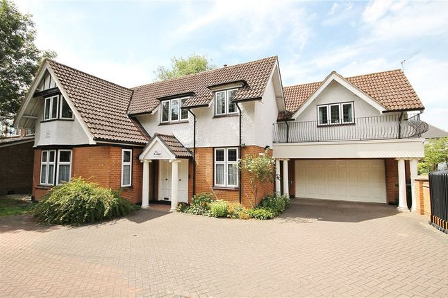 Thumbnail Detached house for sale in Charlton Road, Shepperton, Surrey