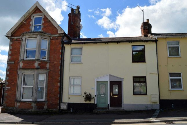 Thumbnail Terraced house to rent in High Street, Chard