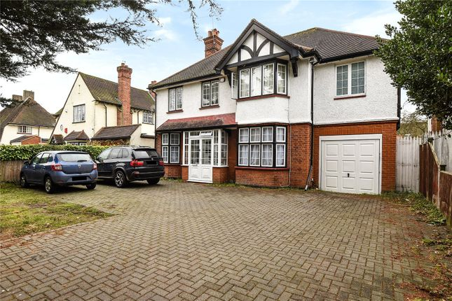Thumbnail Detached house for sale in Church Road, Uxbridge, Middlesex