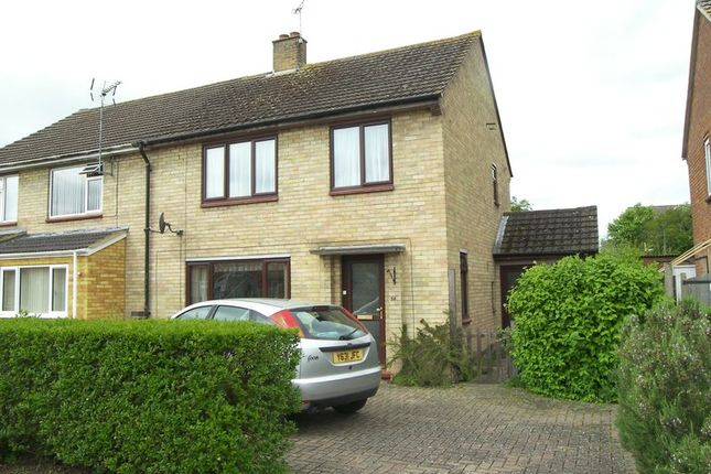 Thumbnail Semi-detached house for sale in Barretts Way, Sutton Courtenay, Abingdon
