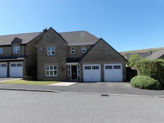 Thumbnail Detached house for sale in Loveclough Park, Loveclough, Rossendale, Lancashire