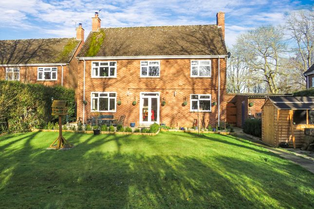 Thumbnail Detached house for sale in Filby Road, Badersfield, Norwich