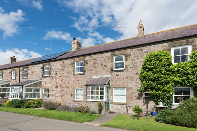 Thumbnail Cottage for sale in Dunstan Square, Northumberland