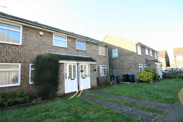 Thumbnail Semi-detached house to rent in Leas Drive, Iver, Buckinghamshire
