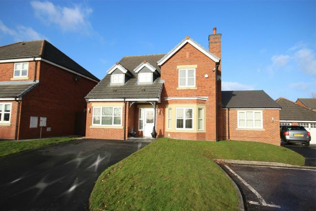Thumbnail Detached house for sale in Celandine Way, St. Helens