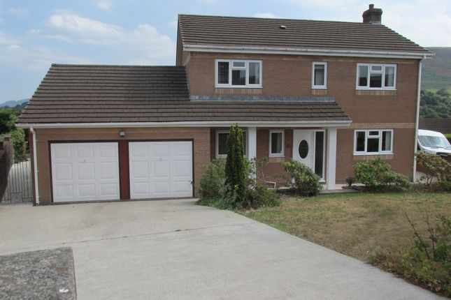 Thumbnail Detached house for sale in Ashbourne Court, Aberdare