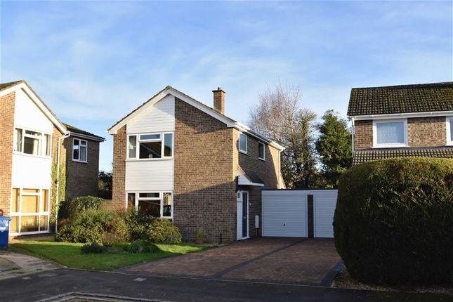 Thumbnail Detached house for sale in Lenthal, Bletchingdon, Kidlington