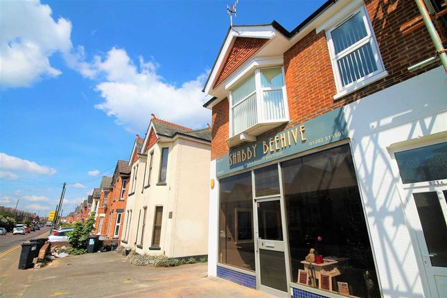2 bed flat to rent in Alma Road, Winton, Bournemouth
