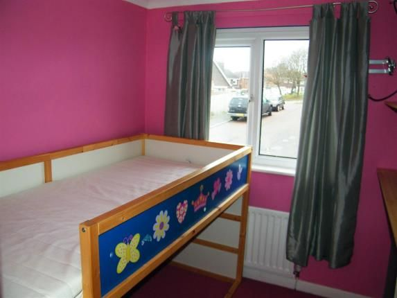 Bedroom Two of Skirlaw Close, Washington, Tyne And Wear NE38