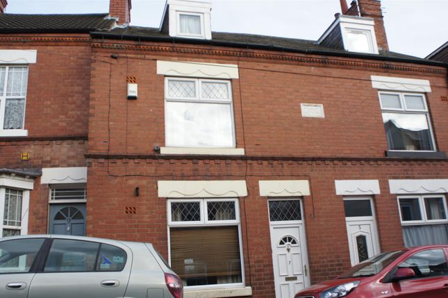 Thumbnail Terraced house for sale in Highfield Street, Anstey, Leicester