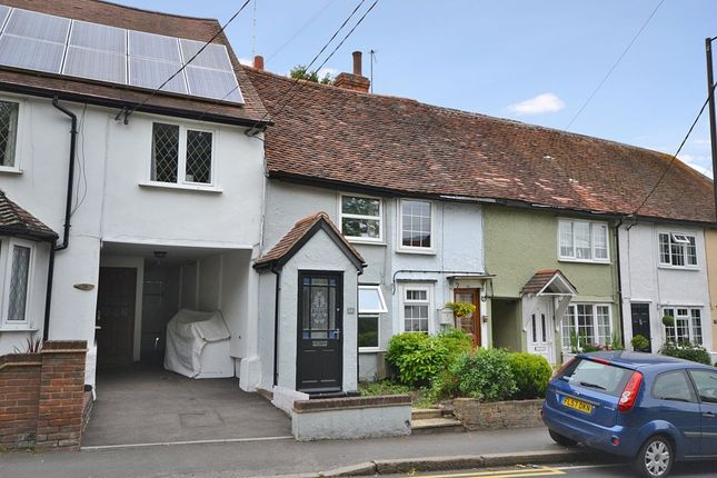 Thumbnail Terraced house for sale in Beaumont Hill, Dunmow