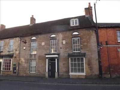 Thumbnail Restaurant/cafe to let in Cross Keys House, High Street South, Olney, Buckinghamshire