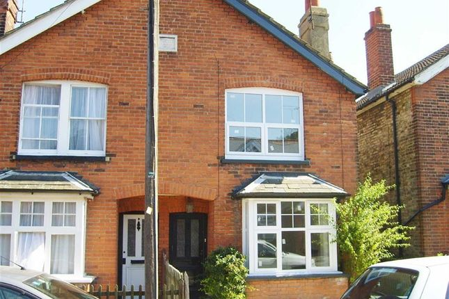 Thumbnail Semi-detached house to rent in Donnington Road, Dunton Green, Sevenoaks