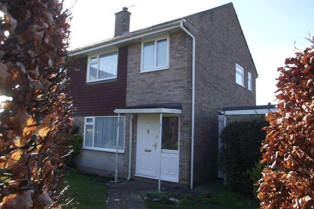 Thumbnail Semi-detached house for sale in Legion Close, Castle Park, Dorchester