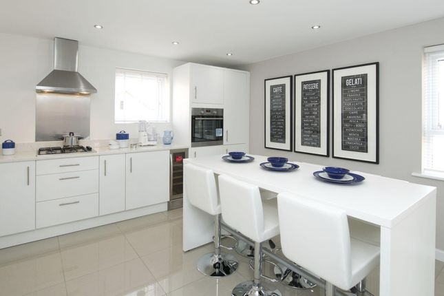 "Thumbnail Detached house for sale in ""Lincoln"" at Birmingham Road, Bromsgrove"