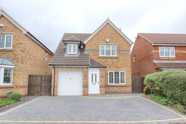 Thumbnail Detached house for sale in Cranbourne Drive, Marske-By-The-Sea, Redcar