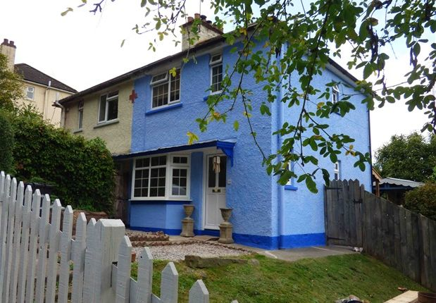 Thumbnail Semi-detached house for sale in School Crescent, School Road, Joys Green, Lydbrook