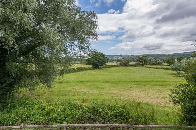 Thumbnail Detached house for sale in The Oaks, Llangybi Usk, Monmouthshire