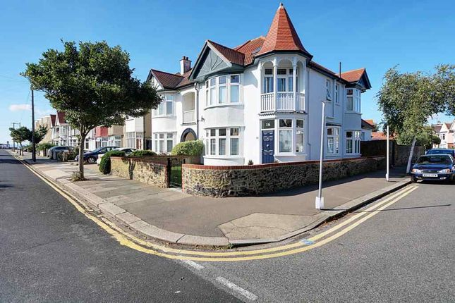 Thumbnail Semi-detached house for sale in Warwick Road, Southend-On-Sea