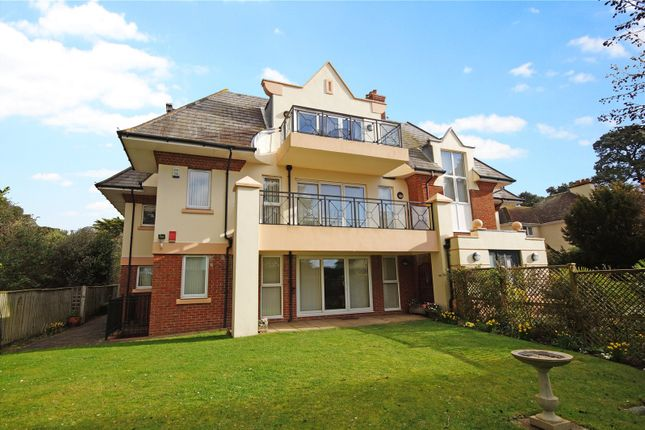 Thumbnail Flat for sale in Cavendish Court, 5 Brudenell Road, Canford Cliffs, Poole